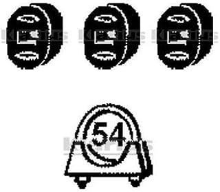Silenciador trasero/caja de escape Kit Corsa 1.8 GSi Z18XE