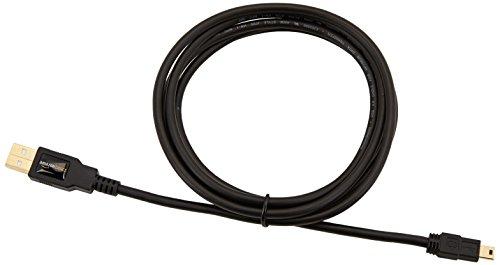 AmazonBasics USB 2.0 Cable - A-Male to Mini-B Cord - 6 Feet (1.8 Meters)