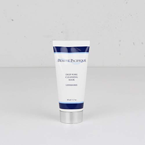 Beauté pacif iQue Deep Pore Cleansing Mask 50ml Perfume libre Lavado Máscara