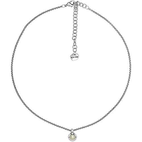 Ciclòn Collar mujer joyas coco casual cód. 211801-40