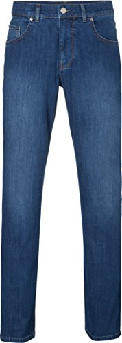 BRAX Style Cooper Denim Masterpiece Jeans Straight, Blu (Regular Blue Used 26), 36W / 32L Uomo