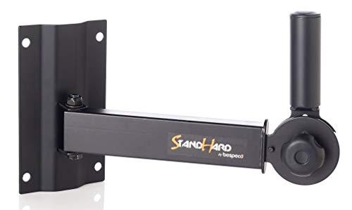 Bespeco SH56 - Supporto per casse da muro regolabile