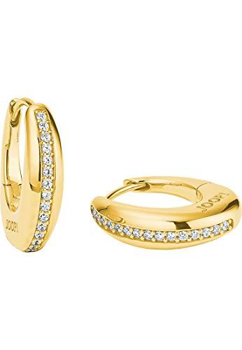 Joop! Damen-Creolen 925er Silber One Size 87979024