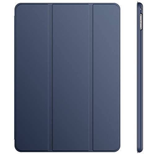 JETech Hülle Kompatibel iPad Pro 9,7, Schutzhülle mit Ständer Funktion & Auto Schlaf/Wachen, Navy Blau