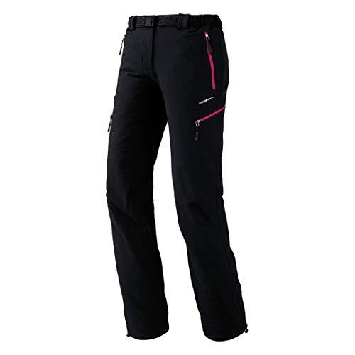 Trango wifa UA – Pantalon Long pour Femme XL Noir/Violet