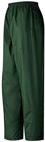 Pantalon de Pluie Flex Unisexe Vert foncé Taille XXL - XXL