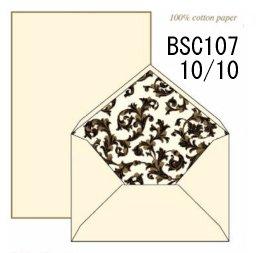 ロッシ1931 レターセット 16 x 21.5cm BSC107