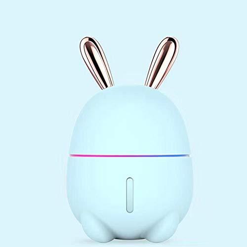 XBAO geurdispenser voor etherische oliën, USB, draagbaar, oplaadbaar, luchtbevochtiger, kamer, radiator, nachtlampje, kleurrijk, nano, grote capaciteit, cool mistbevochtiger