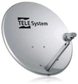 TELE System PE60 Gris - Antena (10,75-12,75 GHz, 36,1 dBi, 60 ...