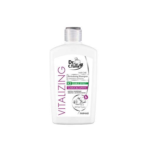 Farmasi, Dr. C. Tuna Revitalisierendes Shampoo Capixyl, Weiss, Knoblauch, 500 ml