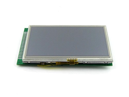 WENDi TFT 4.3inch 480x272 Graphic LCD (A), LED Backlight, 480 X 272 Pixel, 24PIN RGB for SCM LCD