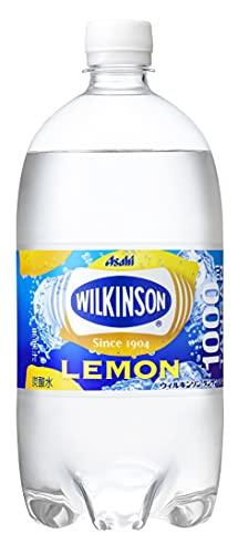 アサヒ飲料 ウィルキンソン タンサン レモン 1L ペットボトル 24本 (12本入×2 まとめ買い)