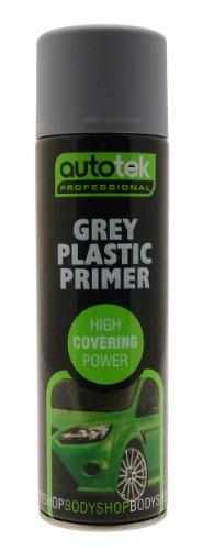 Autotek AT00PPG500 500ml Plastic Primer - Grey