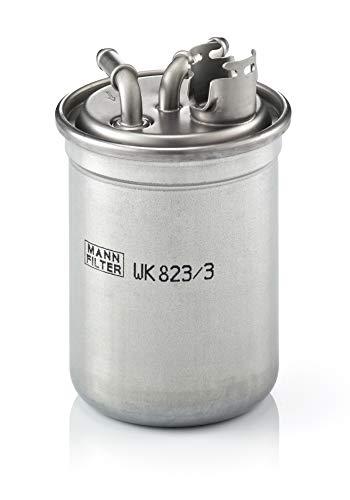 Mann Filter WK 823/3 X Original, Set de Filtro de Combustible Juego de Juntas, para automoviles