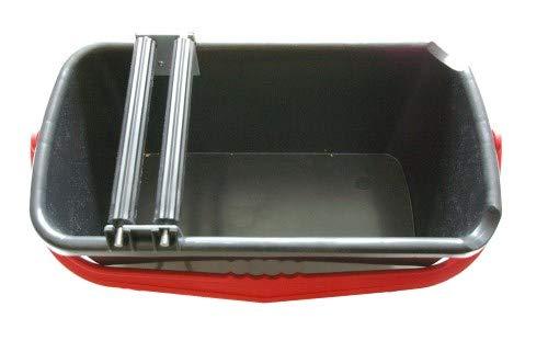 Waschset Fliesenprofi 23 L - Rollen mit Metallkern