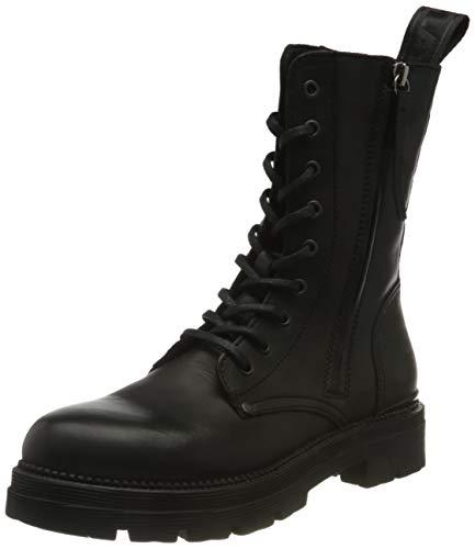 Replay Damen Standing Mode-Stiefel, Schwarz (003 Black), 39 EU