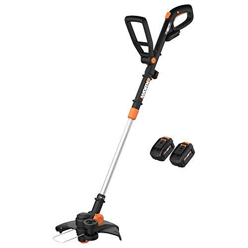 WORX WG170.1 12' Grass Trimmer/Edger/Mini-Mower 2...