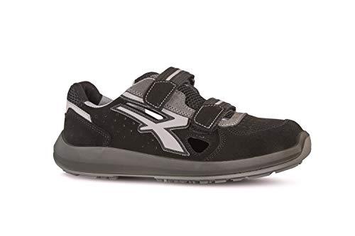 Upower RU20106-42 - Shoe Industrial Shoe Mixte, Red Up, 42 EU