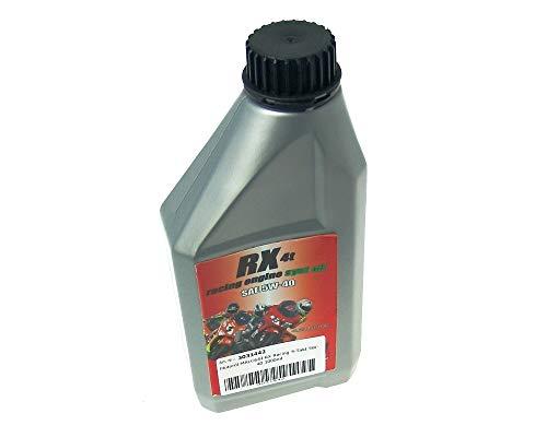 Motoröl MALOSSI RX Racing 4-Takt 5W-40 1Liter Roller Hochleistungsöl Roller