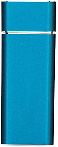 1.8 Inch External Solid State Hard Drive 1TB / 256GB / 128GB / 64GB, Portable Usb3.0 Backup Storage, Suitable for Pc Desktops, Laptops, Smart Phones (60GB,Blue) -  TWDYC