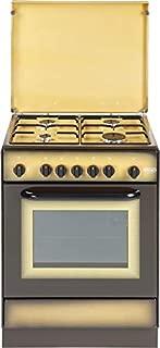Cucina a Gas con Forno a Gas 90x50 cm colore Coppertone De longhi SGGK 854 N ED