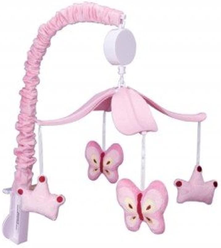 Baby Girl Storybook Princess Musical Mobile