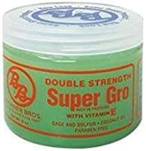 Bb Super Gro Double Strength Regular 00210 6oz