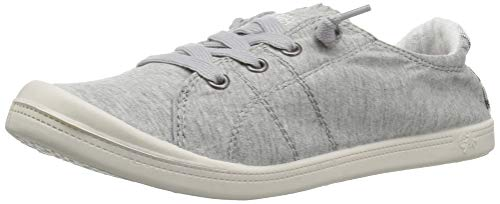 Jellypop Women's Dallas Sneaker, Grey, 6.5 Medium US