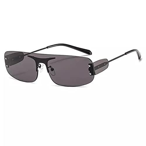 Gafas De Sol Cuadradas para Mujer, Diseñador De Marca, Gafas De Sol De Lujo para Mujer, Gafas De Sol Clásicas para Hombre, Viajes Uv400, Gafas Al Aire Libre