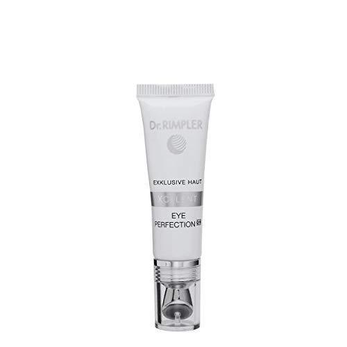 Dr. Rimpler Xcelent Eye Perfection Q10 - Getönte Premium-Augenpflege um Fältchen zu verringern, Augencreme, (1 x 10 ml)