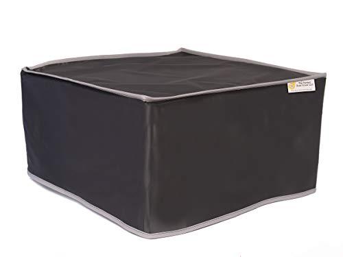 The Perfect Dust Cover LLC Staubschutzhülle, schwarze Vinyl-Abdeckung für Martin Yale 2051 SmartFold Papier-Faltmaschine, antistatische, wasserdichte Abdeckung, Maße 100 x 56 x 45 cm (B x T x H)