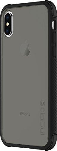 Incipio IPH-1633-BLK Apple iPhone X Reprieve Sport Series Case - Black/Smoke