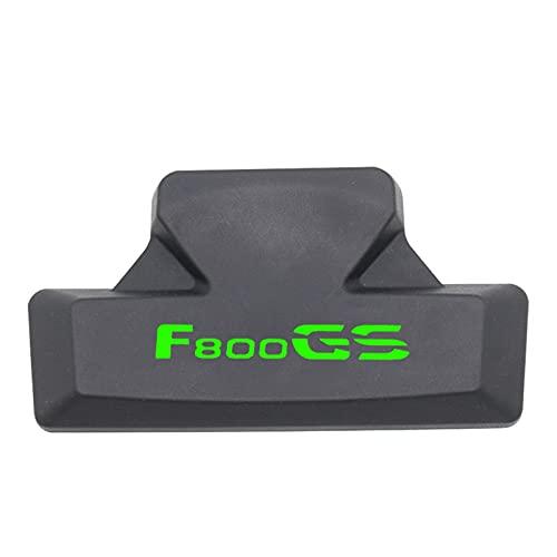 Protector para Depósito para B-M-W F800GS Adventure F800GS ADV Respaldo De Goma para Pasajero El Respaldo del Asiento Viene con Una Pegatina De 3M La Parte Trasera del Maletero Trasero (Color : D)