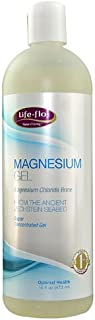 Life-Flo Magnesium Gel - 16 oz - 2pc