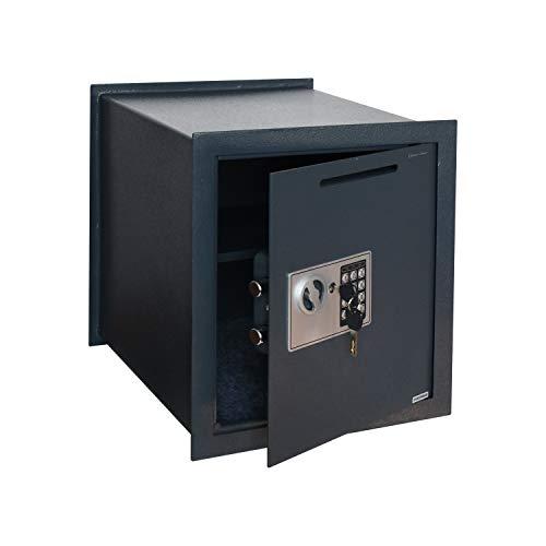 Caja Fuerte de Depósito de Empotrar Electrónica con Anti Bounce System
