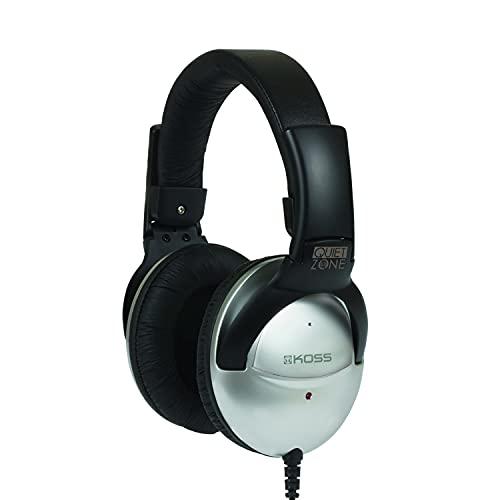 Koss'QZ-PRO Retro' On-Ear Stereo Headphones (3.5 mm Jack) for...