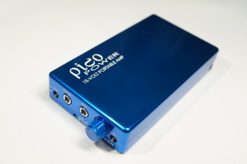 HeadAmp Pico Power Portable Headphone Amp Blue
