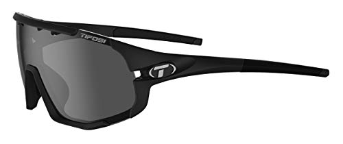 Gafas de sol Tifosi Optics Sledge, gris (Negro mate), Large/X-Large
