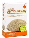 Dderma CN170724.6 - Pastilla de jabón antidurezas, 125 gm