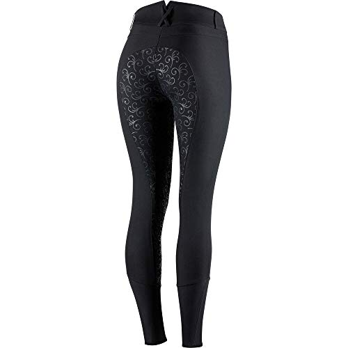 Product Image 4: HORZE Women's Angelina Full Seat Breeches – Silicone Grip