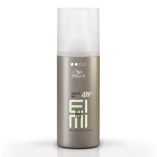 Wella EIMI SHAPE ME - Gel de Peinado Gel Fijador con 48 horas de 'Efecto Memoria' - 150ml