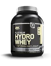 Optimum Nutrition Platinum Hydro Whey, Vanilla Bean, 1590g