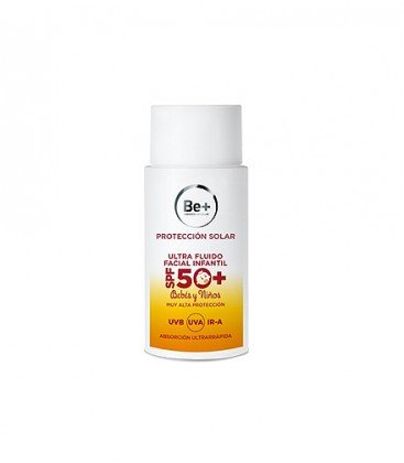 BE+ ULTRA FLUIDO FACIAL INFANTIL SPF50 50 ML