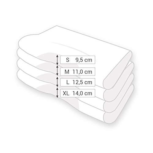 TEMPUR(テンピュール)ミレニアムネックピローS(約幅54x奥行32x高さ9.5cm)