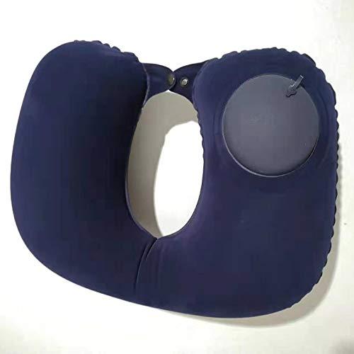 HOSD Explosion Type Push Type u-Shaped Neck Pillow Mobile Phone Bracket u-Shaped Pillow Deformation Pillow