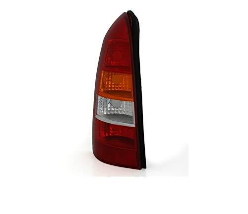 V-maxzone Vt236l gauche arrière Queue de lumière rouge Blanc