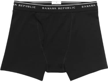 Banana Republic Mens Stretch Pima Cotton Boxer Brief