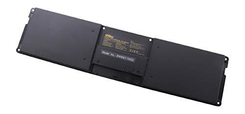vhbw Batterie Compatible avec Sony Vaio VPC-Z21CGX/B, VPC-Z21DGX, VPC-Z21DGX/B, VPC-Z21L9E Laptop (3200mAh, 11,1V, Li-Polymère) avec Puce intégrée