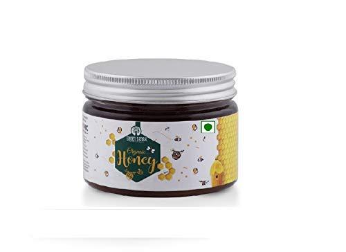 Organic Wild Forest Honey - 250 gm x 1, Pack of 1