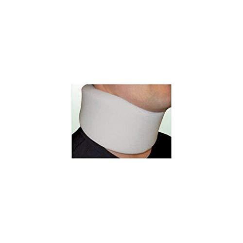 Nipper–Collarín cervical ortopédico suave recortado, Tielle Camp TNE 308–310 M 8 cm